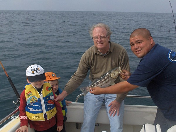 Family Fun Fishing Charter