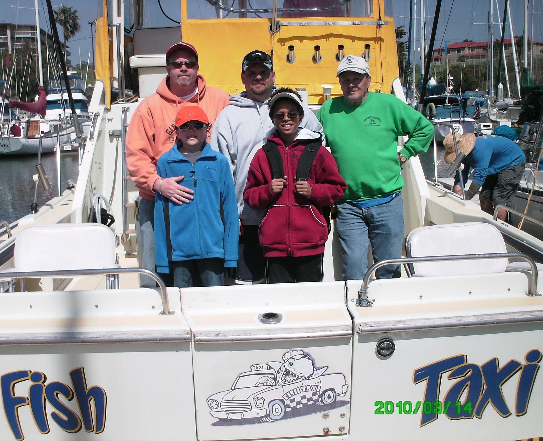 Fish Taxi Fishing Charter