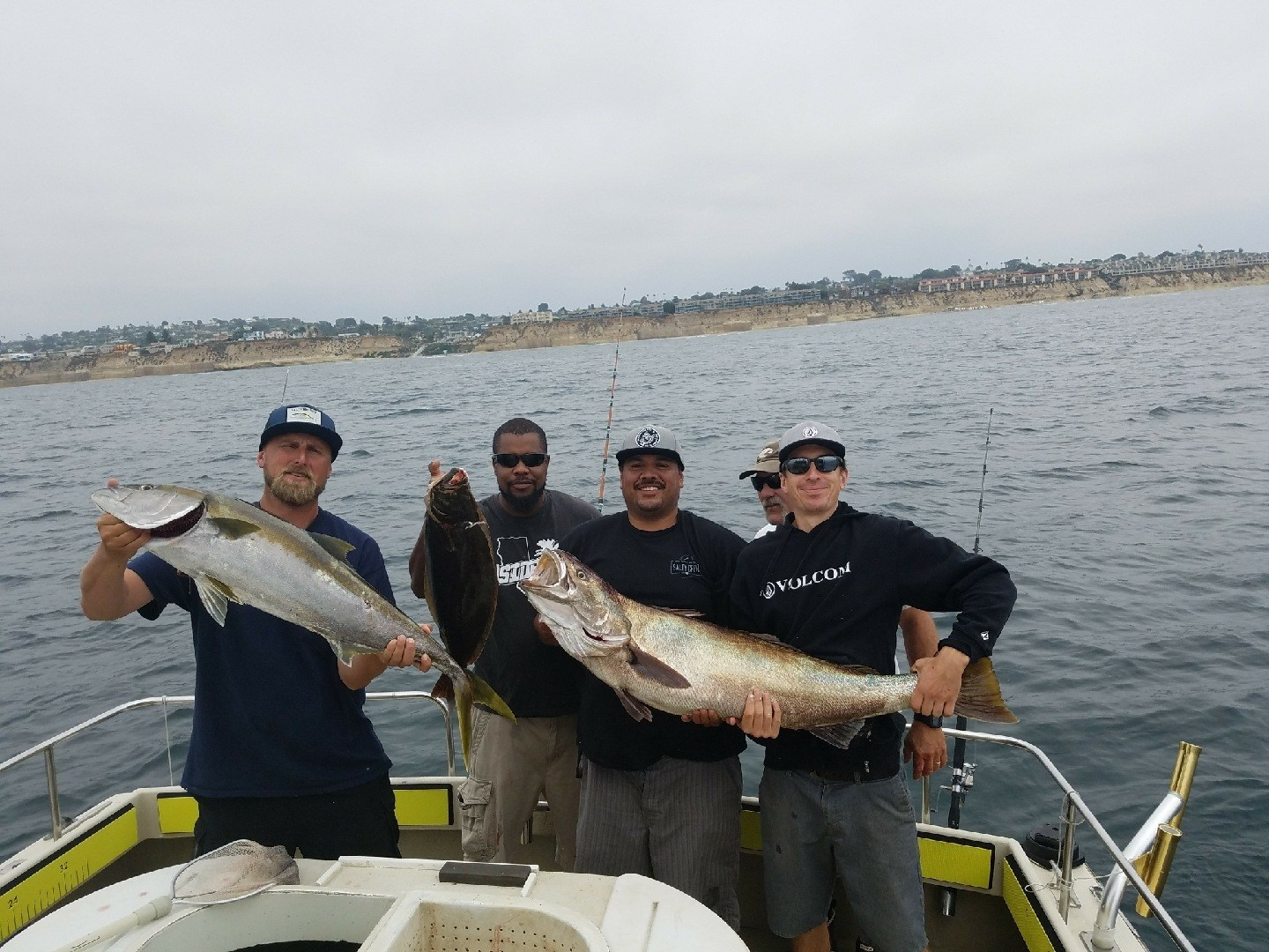 Summer and fall fish taxi for Oceanside fish report